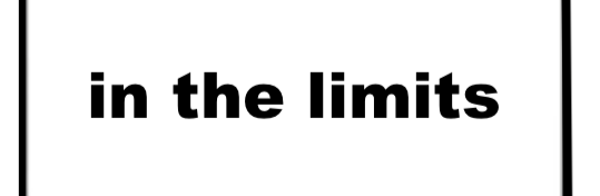 in the limits