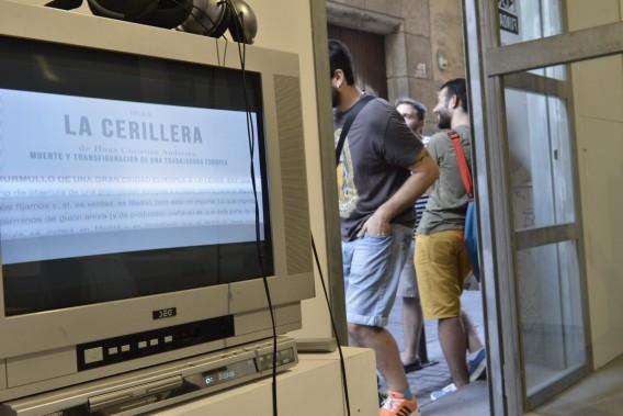 El cine/teatro épico de Brecht en Javier Rebollo, Pau Berga