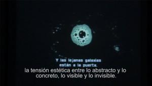 (apuntes audiovisuales sobre el) Cine de palabras/Cine de imágenes, David Cantarero