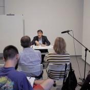 Conferencia de Miguel Morey en La Posta