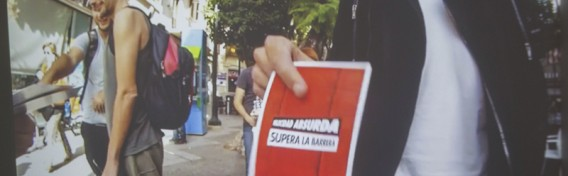 """Supera la barrera"", Left Hand Rotation"
