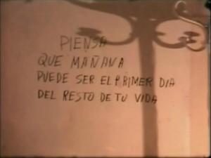 Piensa que mañana puede ser el primer día del resto de tu vida (1971), Lluís Rivera