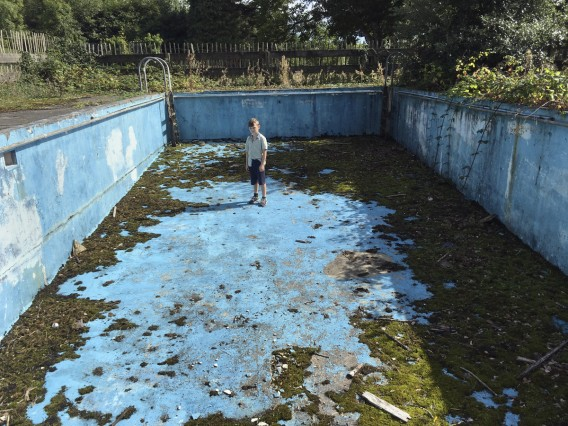Empty Pool, Beccy Strong