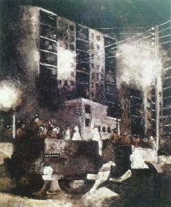 La Noche (1963), Amalia Avia