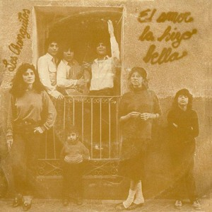 El Amor La Hizo Bella - Los Chunguitos