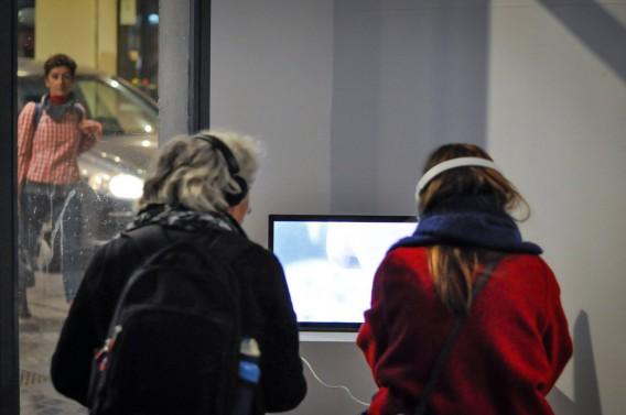Documentación expositiva a partir de los talleres de Cine por venir
