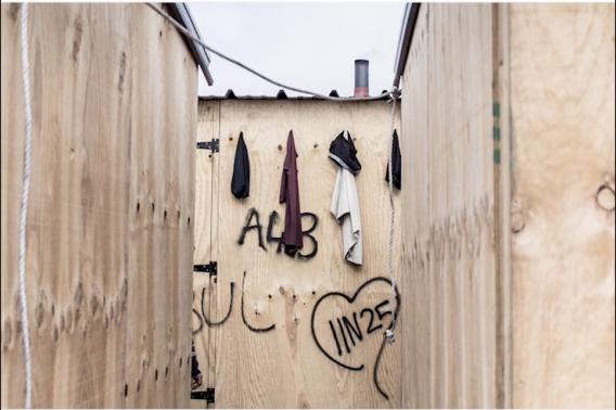 Anita Pouchard Serra, Urbanidades latentes, 2016-2017
