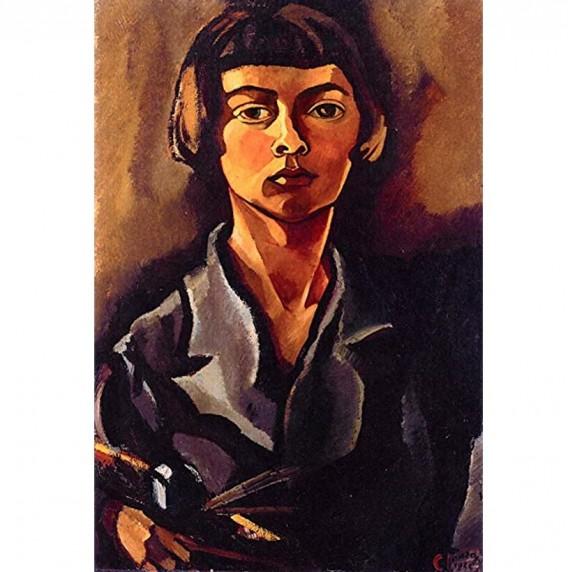 Zelfportret, 1922