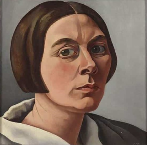 Zelfportret, 1930-31