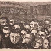 Revolutionaire menigte, 1930