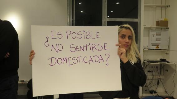 Puesta en cuestión, Paula Valero Comín