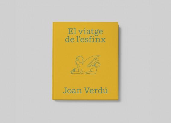El viatje de l'esfinx, Joan Verdú